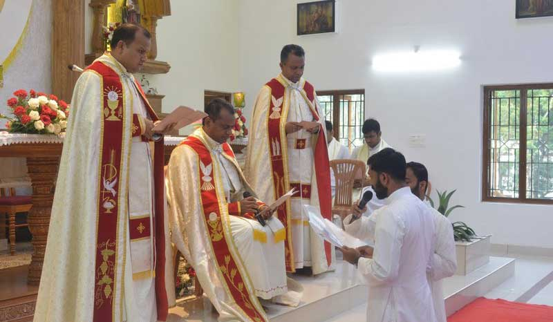 Perpetual Profession of Bro. Rinu...